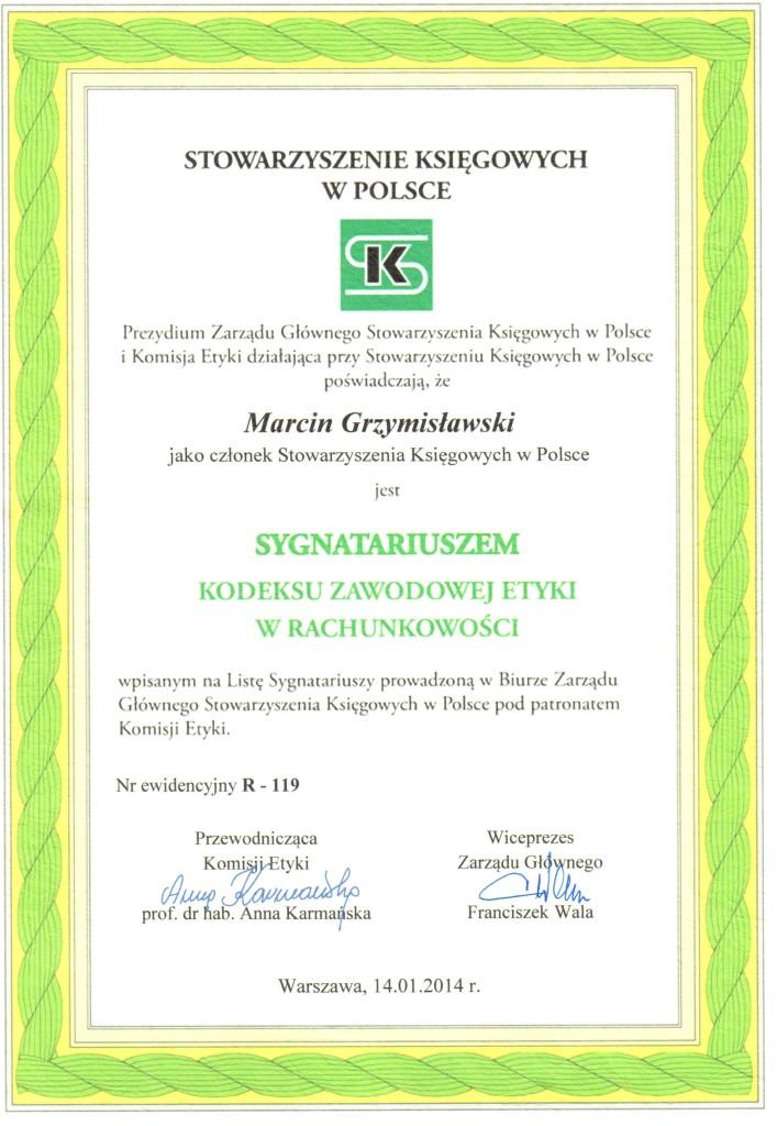 Sygnatariusz_Marcin