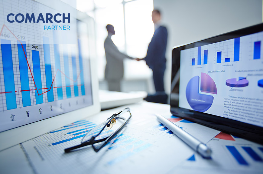 Comarch Optima dla firm